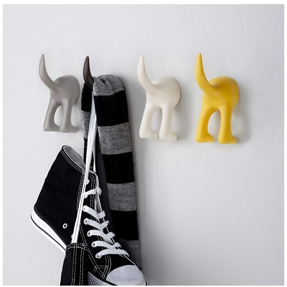 IKEA Dog Tail Rubber Hook
